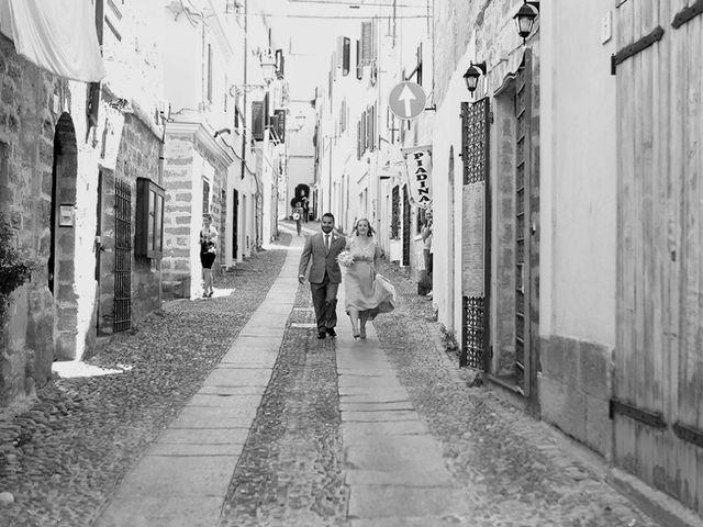 Il matrimonio di Francesco e Margherita a Alghero, Sassari 5