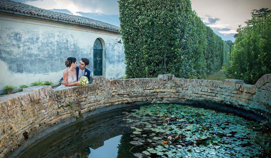 Il matrimonio di Riccardo e Guendalina a Macerata, Macerata