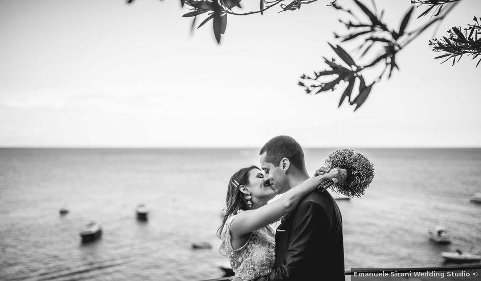 Il matrimonio di Guillerme e Mayara a Praiano, Salerno