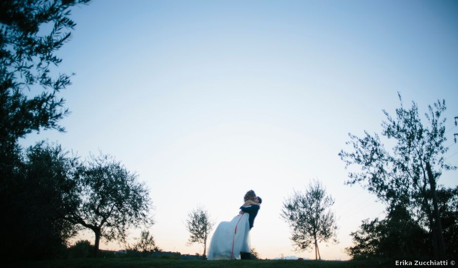 Il matrimonio di Michele e Martina a Venzone, Udine