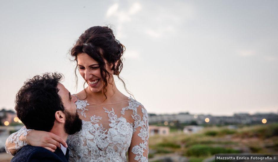 Il matrimonio di Salvatore e Rossana a Uggiano la Chiesa, Lecce