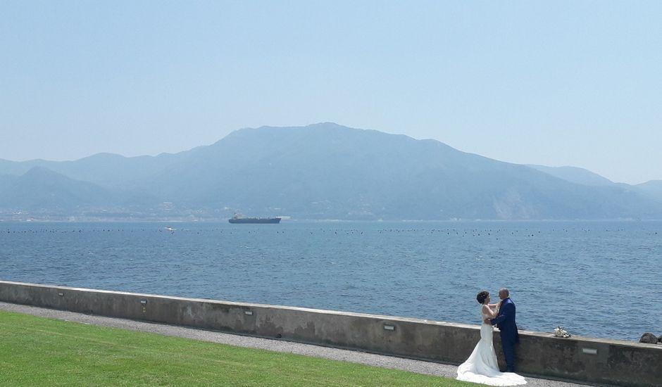 Il matrimonio di Giuliano  e Anna  a Sant'Antimo, Napoli