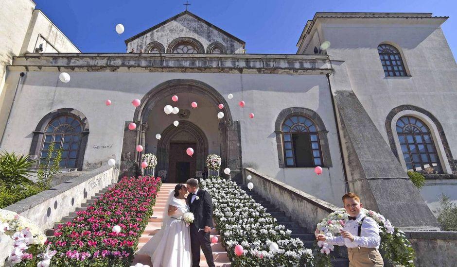 Il matrimonio di Rosario e Mariana a Nocera Inferiore, Salerno