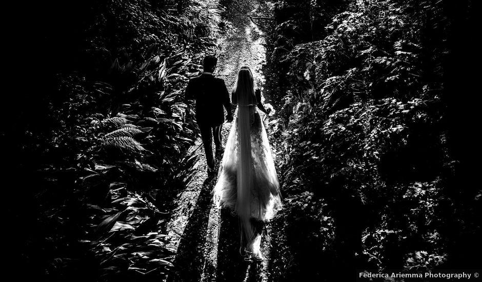 Il matrimonio di Barbara e Ernesto a Sorrento, Napoli
