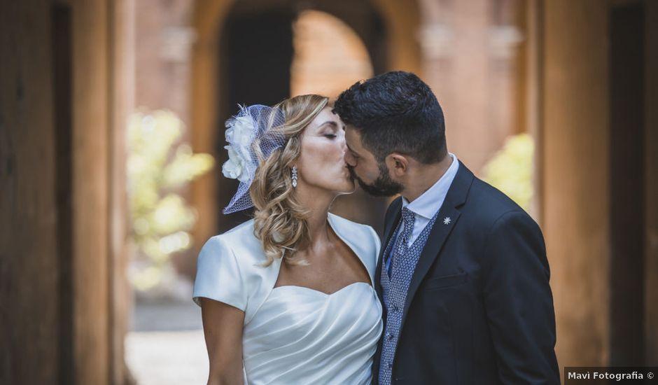 Il matrimonio di Enrico e Chiara a Forlì, Forlì-Cesena