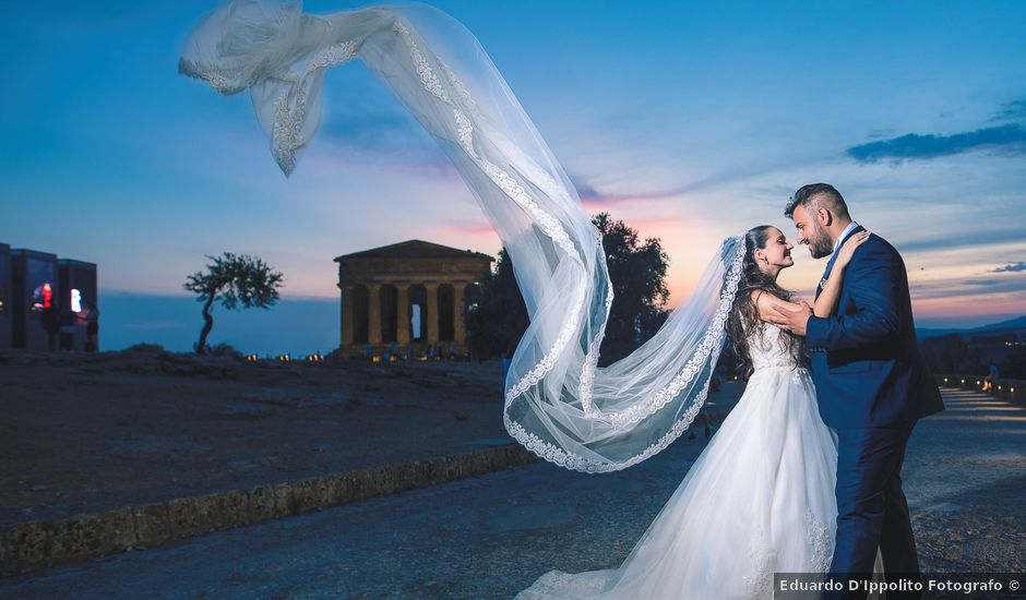 Il matrimonio di Denise e Alessandro a Licata, Agrigento