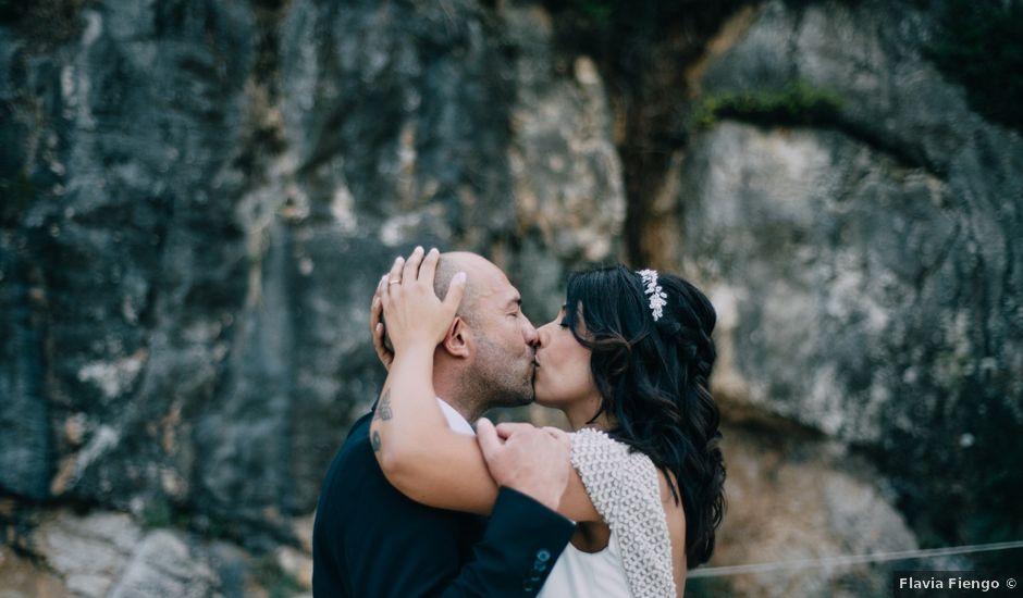 Il matrimonio di Stefano e Alessia a Gaeta, Latina