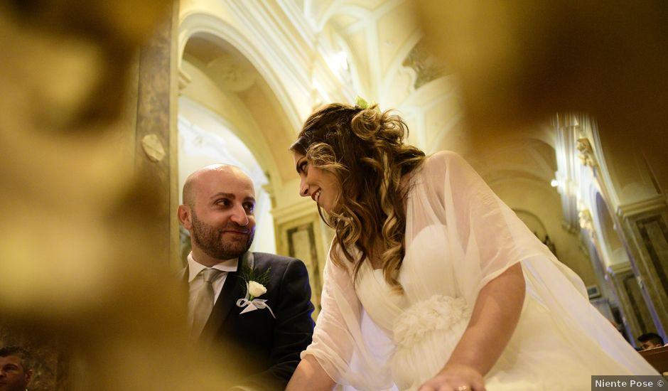 Il matrimonio di Dario e Cristina a Sava, Taranto