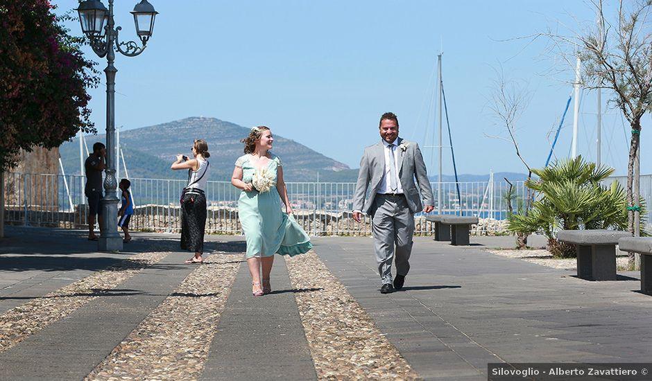 Il matrimonio di Francesco e Margherita a Alghero, Sassari