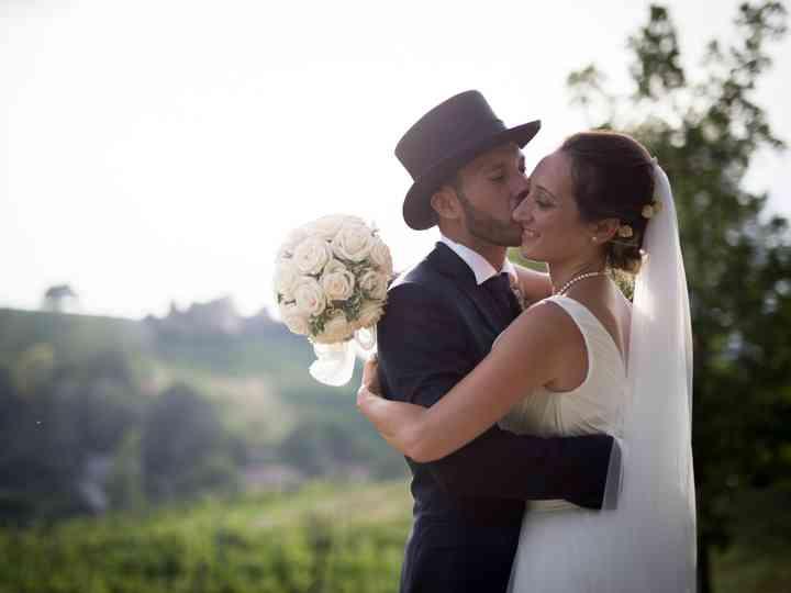 Le nozze di Stefania e Alessio