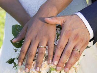 Le nozze di Estephany e Lorenzo 1