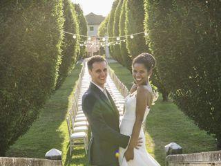 Le nozze di Estephany e Lorenzo