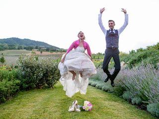 Le nozze di Marzia e Andrea