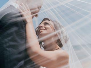 le nozze di Alessandra e Enrico 1