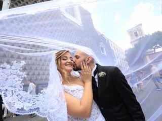Le nozze di Marica e Antonio