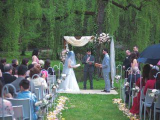 Le nozze di Rahil e Marco 1