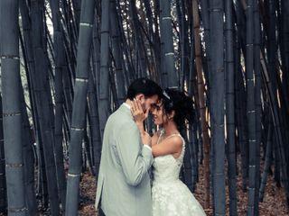 Le nozze di Rahil e Marco
