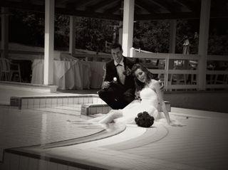 Le nozze di Greta e David