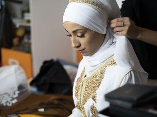 Le nozze di Hasna e Hamza 1