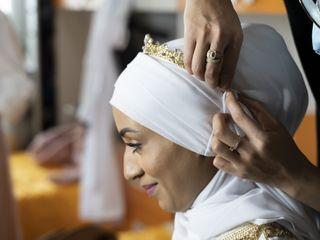 Le nozze di Hasna e Hamza 2