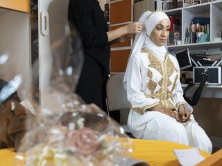 Le nozze di Hasna e Hamza 3