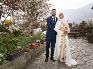 Le nozze di Hasna e Hamza