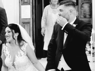 Le nozze di Gianluca e Angela