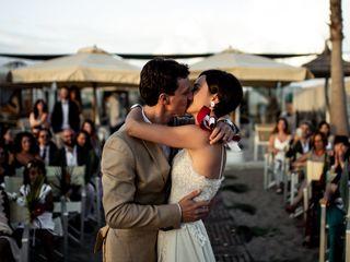 Le nozze di Carolina e Massimiliano
