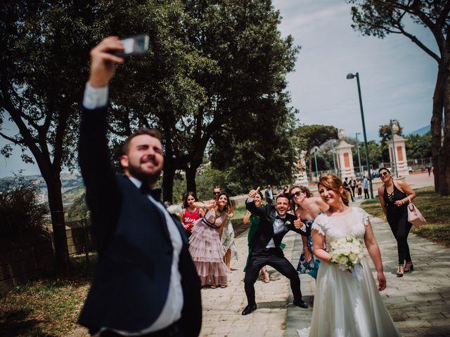 Il matrimonio di Francesco e Katia a Napoli, Napoli 47