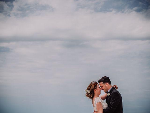 Il matrimonio di Francesco e Katia a Napoli, Napoli 49