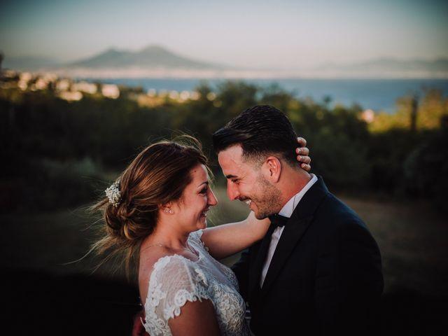 Il matrimonio di Francesco e Katia a Napoli, Napoli 65