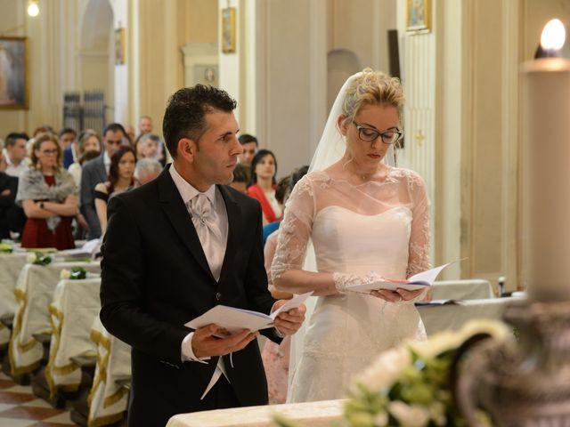 Il matrimonio di Simona e Laura a Rovato, Brescia 12