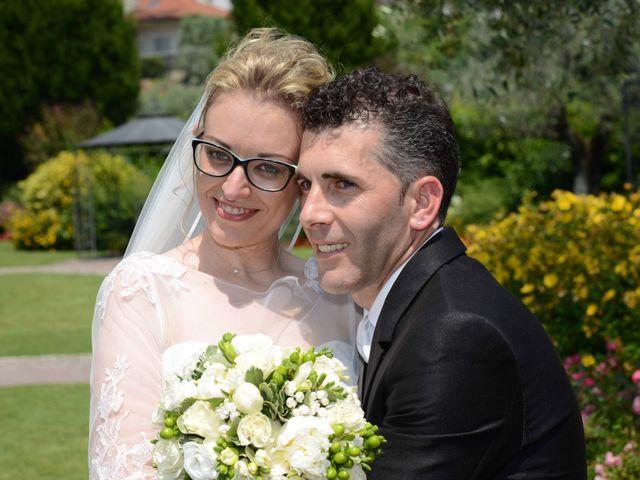 Il matrimonio di Simona e Laura a Rovato, Brescia 18