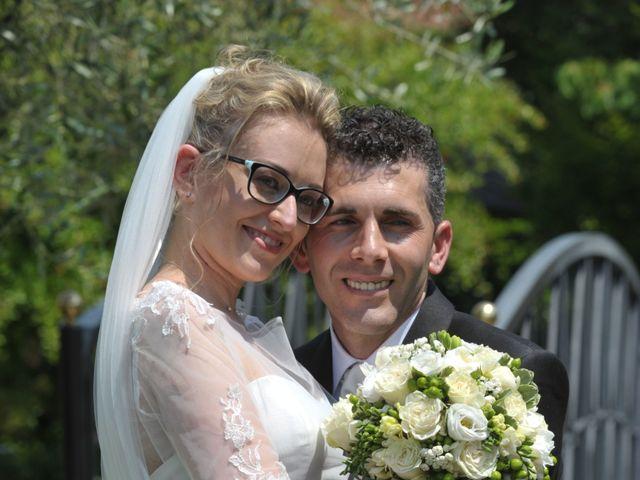 Il matrimonio di Simona e Laura a Rovato, Brescia 19