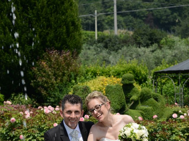 Il matrimonio di Simona e Laura a Rovato, Brescia 22