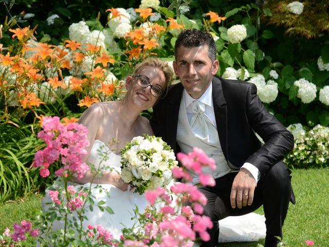 Il matrimonio di Simona e Laura a Rovato, Brescia 26