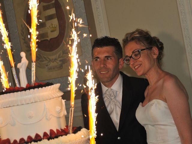 Il matrimonio di Simona e Laura a Rovato, Brescia 31