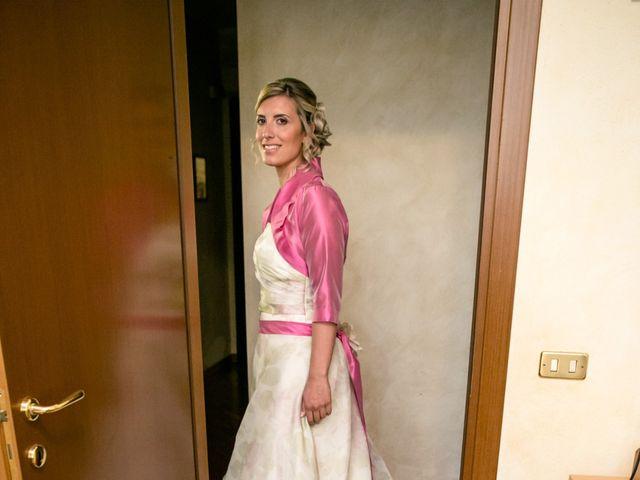 Il matrimonio di Andrea e Marzia a Nibbiano, Piacenza 12