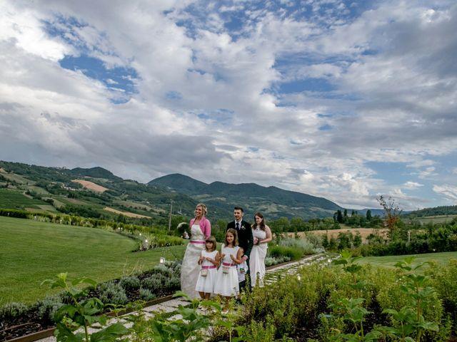Il matrimonio di Andrea e Marzia a Nibbiano, Piacenza 16