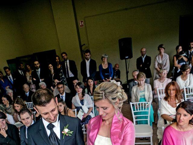 Il matrimonio di Andrea e Marzia a Nibbiano, Piacenza 18
