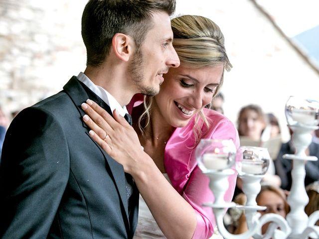 Il matrimonio di Andrea e Marzia a Nibbiano, Piacenza 19