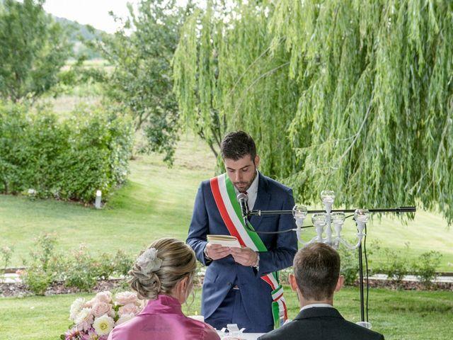 Il matrimonio di Andrea e Marzia a Nibbiano, Piacenza 20