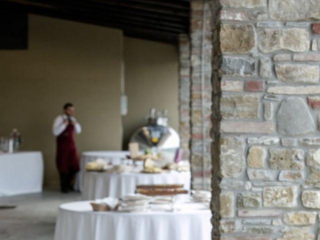Il matrimonio di Andrea e Marzia a Nibbiano, Piacenza 22