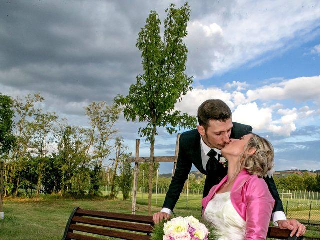 Il matrimonio di Andrea e Marzia a Nibbiano, Piacenza 26