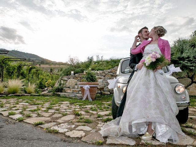 Il matrimonio di Andrea e Marzia a Nibbiano, Piacenza 29