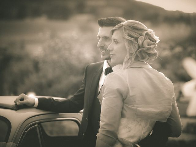 Il matrimonio di Andrea e Marzia a Nibbiano, Piacenza 32