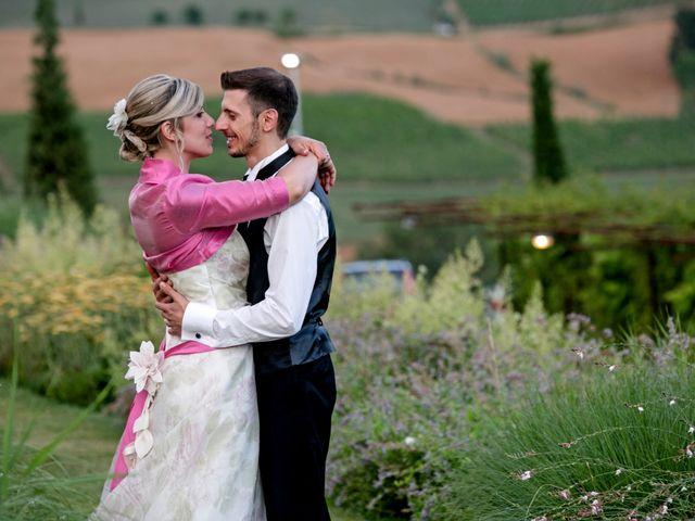 Il matrimonio di Andrea e Marzia a Nibbiano, Piacenza 34