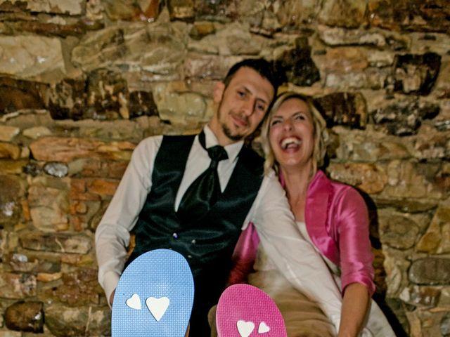 Il matrimonio di Andrea e Marzia a Nibbiano, Piacenza 41