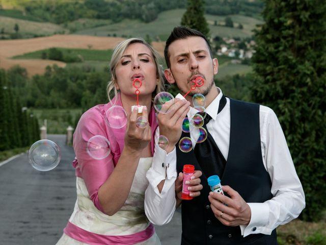 Il matrimonio di Andrea e Marzia a Nibbiano, Piacenza 24