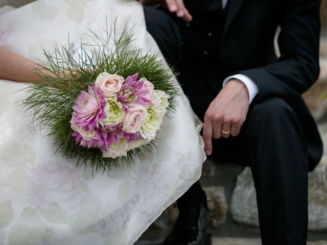 Il matrimonio di Andrea e Marzia a Nibbiano, Piacenza 27